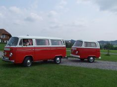 VW Transpoter T2 Vw Bus T2, Volkswagen Minibus, Bus Camper, Vw T1, Camper Trailers, Campers, Custom Trailers, Busse, Bus Conversion