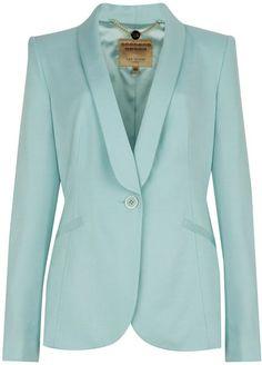 2fea85d3e TED BAKER LONDON Jayne Tuxedo Suit Jacket - Lyst Tailored Shorts
