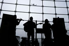 Music to fly by at SeaTac International Airport | The Seattle Times