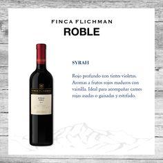 Flichman Roble - Syrah