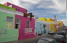 Casas Coloridas | Fottus