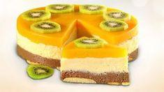 Torcik z kaszy manny 078 Largeok - Mňamky-Recepty. Sweet Recipes, Cake Recipes, Dessert Recipes, Köstliche Desserts, Delicious Desserts, Quick Easy Desserts, Czech Recipes, Easy Cake Decorating, Summer Cakes