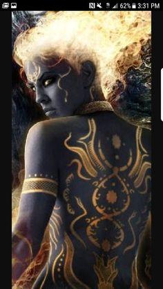 Dark Art Fantasy Goddesses Demons Ideas For 2019 Dark Fantasy Art, Fantasy Magic, Fantasy Kunst, Final Fantasy Art, Fantasy Art Women, Fantasy Artwork, Magic Art, Medieval Fantasy, Fantasy Art Warrior