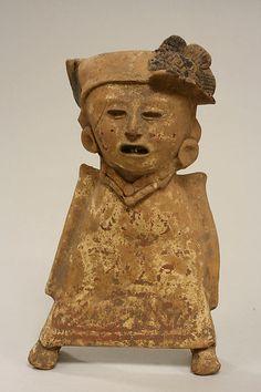 Figure  Date:     6th–9th century Geography:     Mexico, Mesoamerica, Veracruz Culture:     Remojadas