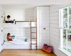 Bunkbed, kids' rooms