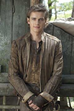 Hayden Christensen (Anakin Skywalker, Star Wars II and III)