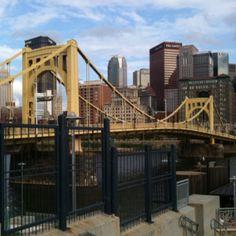 Pittsburgh Pirates field