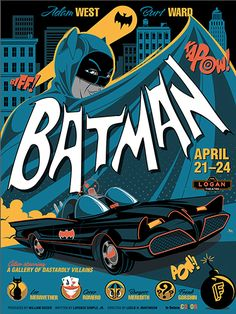 - Be Batman - Ideas of Be Batman - Happy to reveal my collaboration with Galerie F and the Logan Theater for this Batman poster. The poster will be available at the Theater screening and thro Batman Y Robin, Batman 1966, Im Batman, Superman, Batman Cowl, Robin Comics, Batman Stuff, Comic Books Art, Comic Art