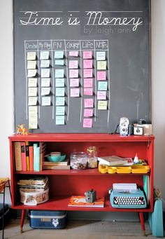 Organization never looked so good.