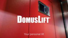 DomusLift S-Small, ascensor pequeño – EN