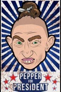 Pepper For President ~ American Horror Story: Asylum