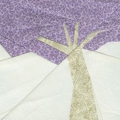 Sasha's Tree by Jennifer Ofenstein (sewhooked.com), via Flickr