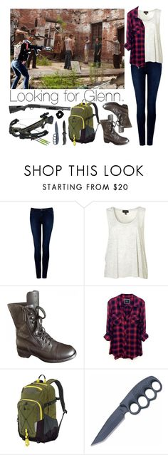 """Looking for Glenn."" by aras-aniluap ❤ liked on Polyvore featuring Episode, Forever New, Chanel, Rails, Patagonia and Topshop"