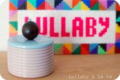Lullaby & La La: indretning
