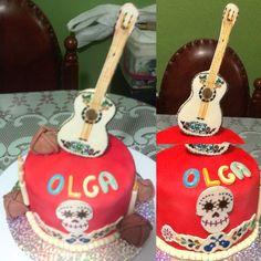 Cumpleaños al estilo de la tradición mexicana y coco
