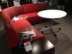 National Office Furniture by BI Watercooler - Chicago Show 2012 #NationalOffice #FurnitureWithPersonality