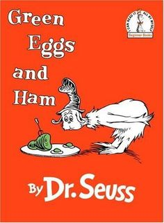 Do you like green eggs and ham? Say! I do! I like them, Sam-I-am! =)