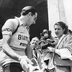 FOTO 2- Fausto Coppi, immagini di un campionissimo - Sport - Il Sole 24 ORE