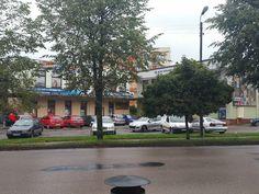 ZDJĘCIA ZBIGNIEW SIERAJ: Ryki ul. Słowackiego. W letni jeszcze dzień 23.09....