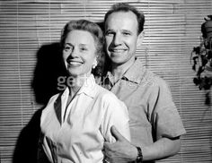 Hume Cronyn and Jessica Tandy Jessica Tandy, Classy Couple, Diane Arbus, Actress Jessica, Famous Couples, Love Affair, Classy Women, Movies Showing, Tv Shows