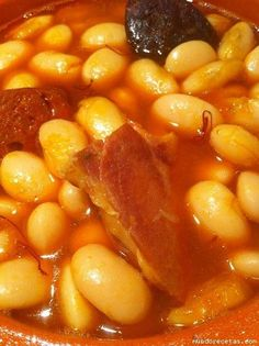 [Receta] Fabada asturiana