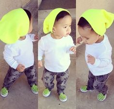 Adorable kids fashion