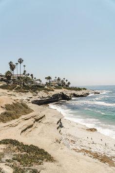 Beach Aesthetic, City Aesthetic, Travel Aesthetic, La Jolla California, California Travel, Newport Beach California, San Diego Beach, La Jolla San Diego, La Jolla Cove