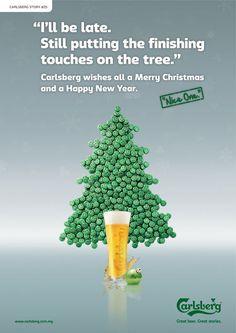 creative ads about christmas ads about chrismas publicités sur noel