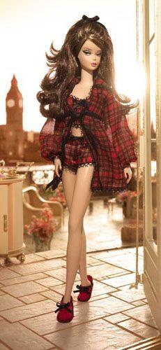 Highland Fling (2006) Silkstone Barbie