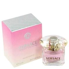 Bright Crystal by Versace Mini EDT .17 oz (Women) V728-436177