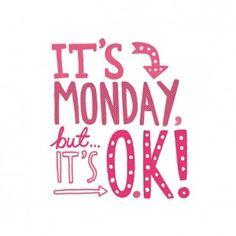 Motivating Mondays.