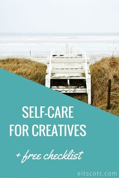 Self-Care for Creatives | It's easy to become drained and overwhelmed as a creative. Combat that with these tips on self-care for creatives.