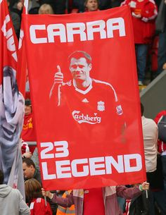 Anfield tribute to retiring legend - Liverpool FC