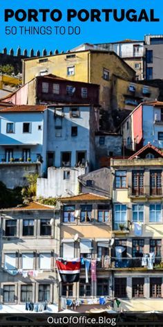 50 Things to Do in Porto Portugal: Port Wine, Azul Tile and Harry Potter Portugal Destinations, Places In Portugal, Portugal Travel Guide, Visit Portugal, Europe Travel Guide, Spain And Portugal, Travel Guides, Travel Destinations, Travel Abroad