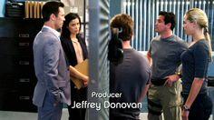 "Producer Jeffrey Donovan, Burn Notice ""Fail Safe"" Season 5, Episode 18, 2011."