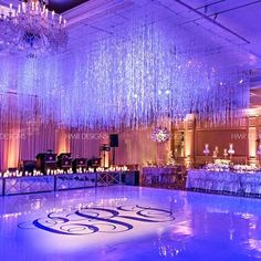 Brides- if you have the budget, having a dance floor like this would be so fab!! It will light up your world!! From our partner @hmrdesigns! #strictlyweddings #weddingreception #weddingdecor #dancefloor #weddinginspiration