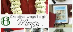 Graduation gifts: 6 Creative Ways to Gift Money