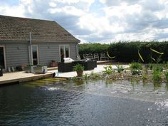 How to build a Natural Swimming Pool using the most widely copied Natural Pool system - David Pagan Butler's Organic Pools. These pools work with nature to p.