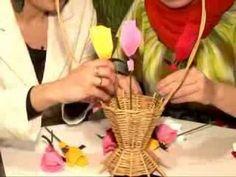 ▶ Букет из конфет рафаэлло.mpg - YouTube
