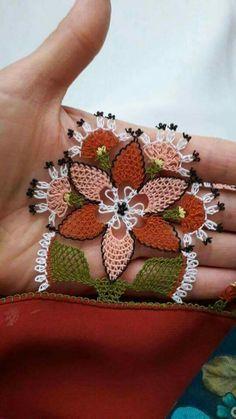 Needle Lace, Lace Flowers, Lace Making, Hand Henna, Tatting, Needlework, Print Patterns, Stitch, Crochet