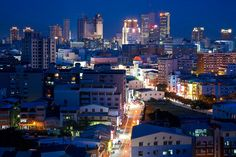 Taichung cityscape