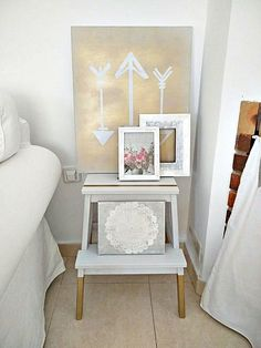 5 ways to use the Ikea Bekvam step stool & Oakland Avenue: DIY Dipped Ikea Bekvam Step Stool Hack chalk paint ... islam-shia.org