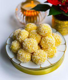 Christmas Sweets, Christmas Baking, Raw Food Recipes, Dessert Recipes, Swedish Recipes, Homemade Candies, Bagan, Pumpkin Dessert, Healthy Sweets