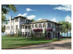 Modern Homes design Bermuda island.