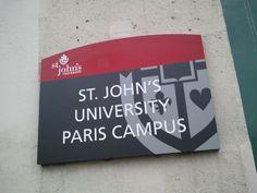 UGA a Paris: where I lived for six weeks!