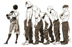 Mad Max Furiosa and Warboys Imperator Furiosa, Video Game Movies, Video Games, Best Action Movies, Movie Tattoos, Tribal Warrior, Mad Max Fury Road, Movie Characters, Fictional Characters