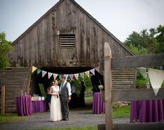 Backyard Style Wedding from rusticweddingchic.com