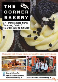 The Corner Bakery Leaflet Corner Bakery, Zine, Treats, Graphic Design, Breakfast, Blog, Sweet Like Candy, Morning Coffee, Goodies