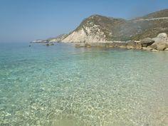 Petanoi Beach- Kefalonia Mount Rainier, Greece, Mountains, Beach, Nature, Summer, Travel, Greece Country, Naturaleza