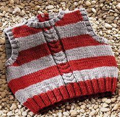 modele tricot debardeur bebe